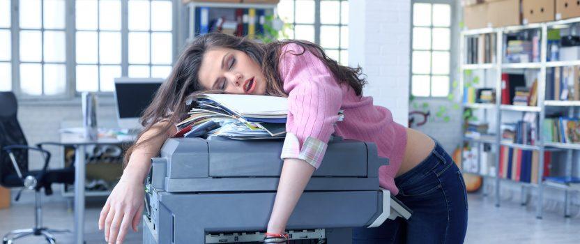 Webinar: Wake-up Call, Your employees need more sleep