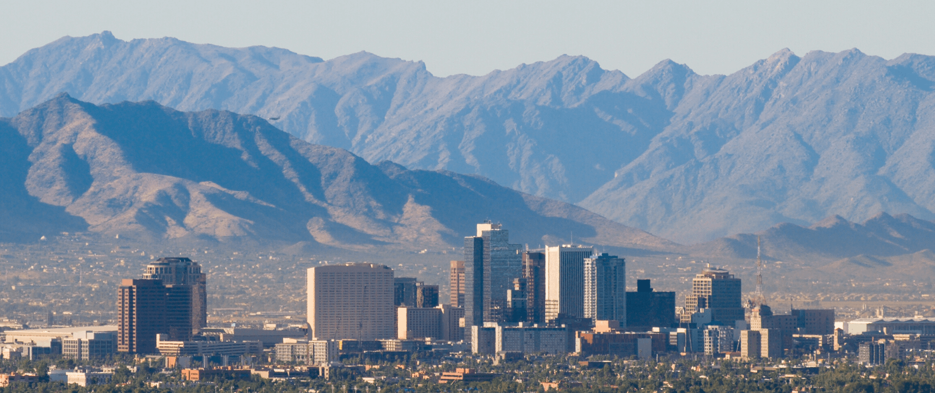 view of maricopa county